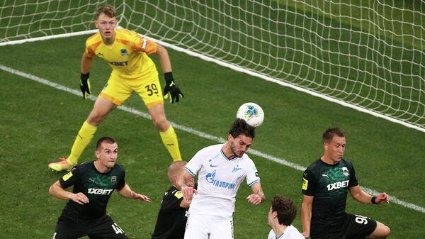 Musaev Nas Ne Volnovalo Stanet Li Zenit Chempionom V Matche S Nami Sport Ria Novosti 05 07 2020