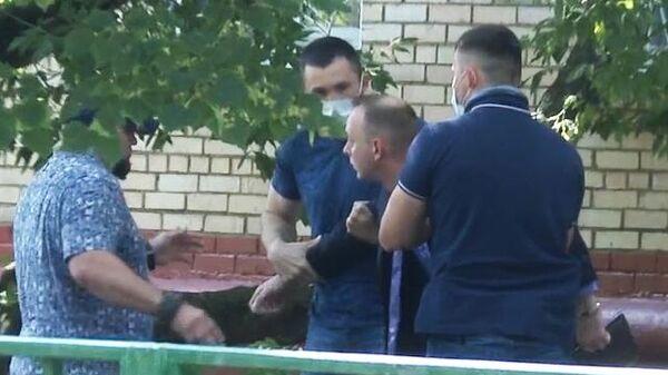 Задержание сотрудниками ФСБ РФ советника генерального директора Роскосмоса Ивана Сафронова