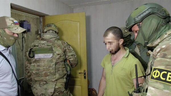Задержание участников группировки Хизб ут-Тахрир* в Крыму