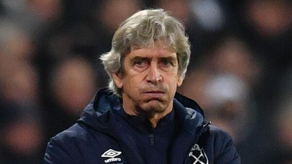 Бывший главный тренер Вест Хэма Мануэль Пеллегрини