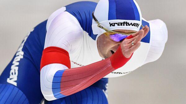 Конькобежный спорт. Чемпионат Европы на отдельных дистанциях. Второй день