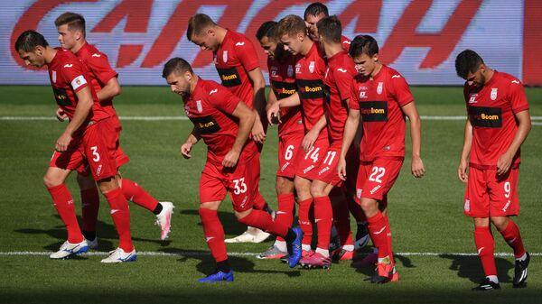 Футболисты ФК Уфа