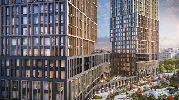 Группа ПСН привлекла в Сбербанке 6 млрд руб на строительство апартаментов