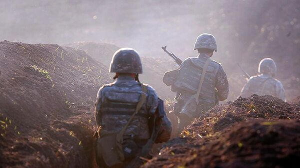 Армянские военные