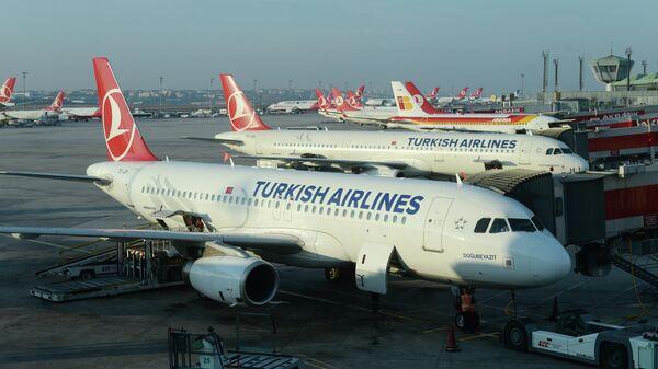 """""""Аэрофлот"""" рассказал о спросе на рейсы в Турцию"""