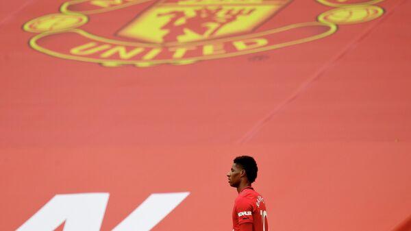 Форвард Манчестер Юнайтед Маркус Рэшфорд