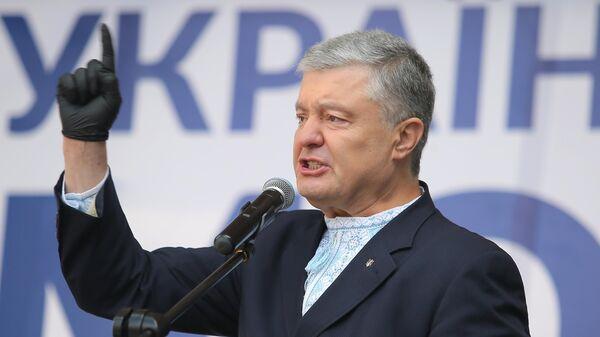 В Крыму заявили о причастности Порошенко к водной блокаде полуострова