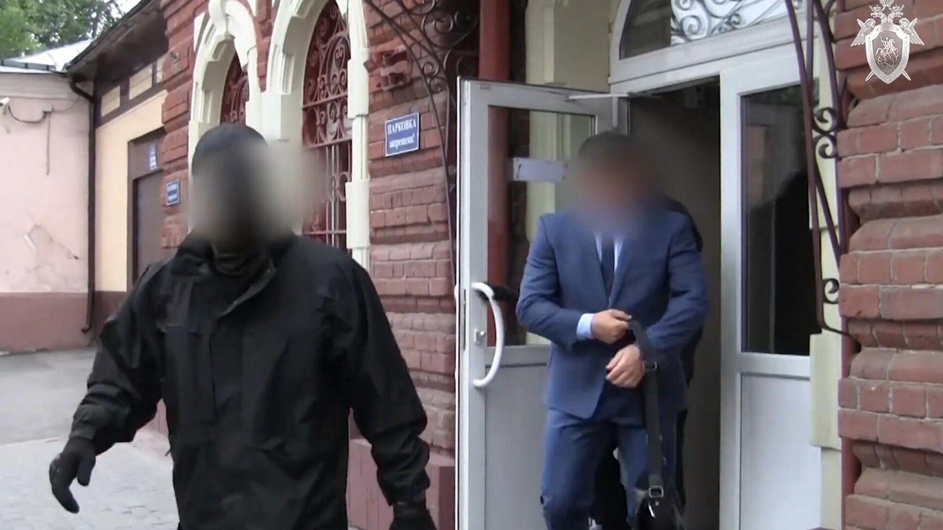 В Томске бывшего вице-мэра приговорили к четырем годам колонии за взятки