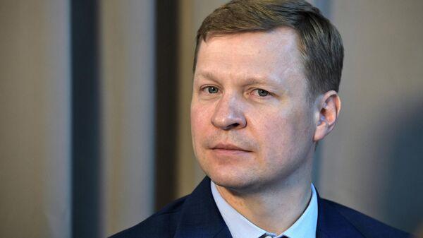 Заместитель министра финансов РФ Андрей Иванов