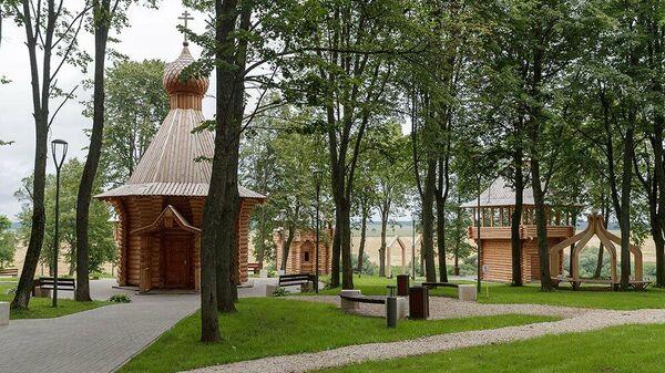 Соборная гора в городе Чекалин Тульской области