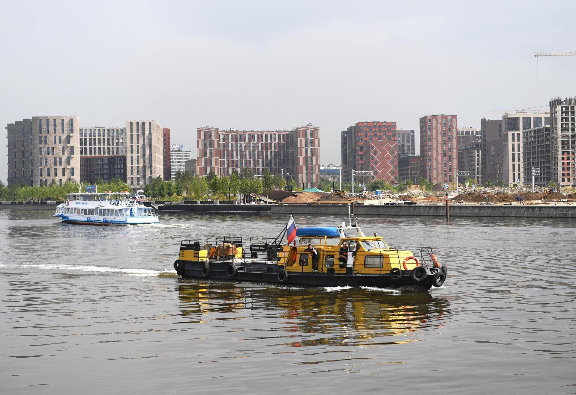Полундра! Топ-10 фактов о коммунальном флоте Москвы
