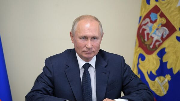 Путину доложили об отчете Мишустина перед Госдумой, заявил Песков