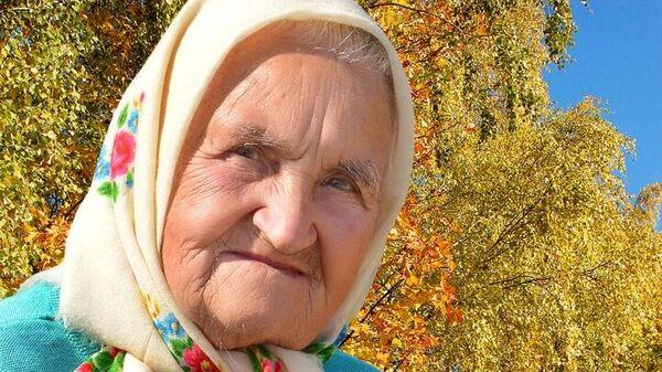 Почетный гражданин Суражского района Мария Теребилова