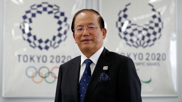 Исполнительный директор оргкомитета Олимпийских игр 2020 года в Токио Тосиро Муто
