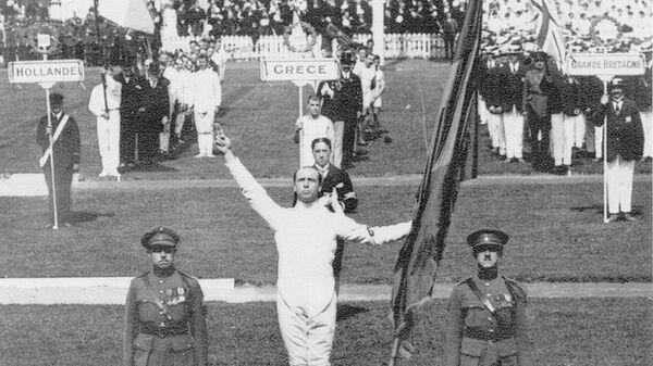 Братство пяти колец. 100 лет назад прошла Олимпиада в Антверпене