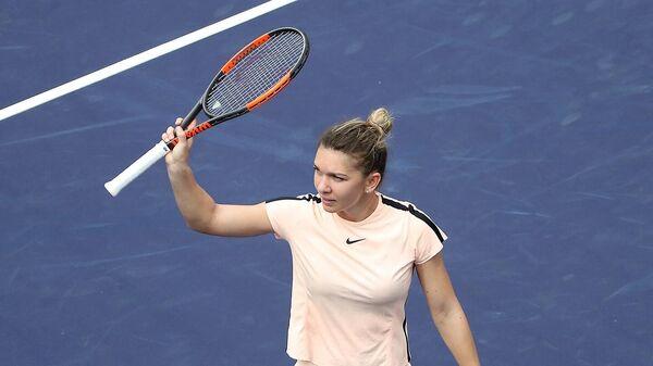 Симона Халеп вышла в финал теннисного турнира в Праге