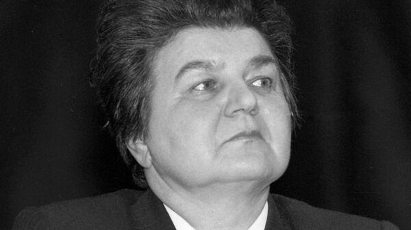 Политический деятель Нина Андреева