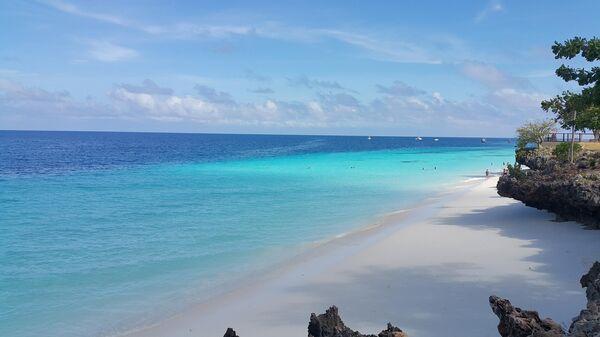 Пляж Занзибара