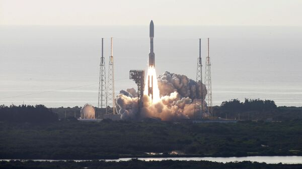 Во Флориде стартовала ракета Atlas V с марсоходом Perseverance