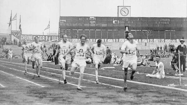 Соревнования по бегу на дистанцию 800 метров на Олимпийских играх 1924 года в Париже