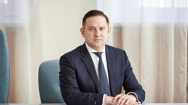 Врио ректора ТюмГУ Иван Романчук