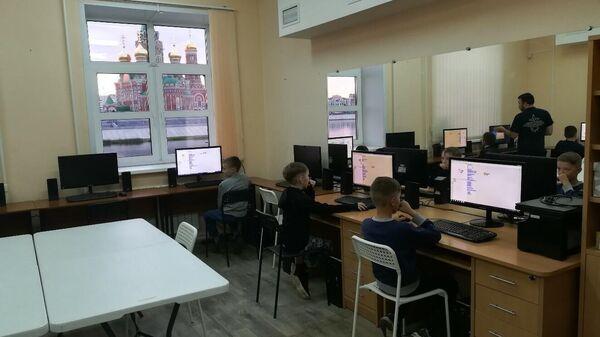 Детский центр по робототехнике и программированию IT-kids