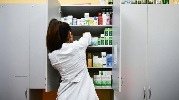 Сотрудник аптеки