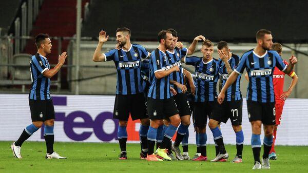 Футболисты итальянского Интера