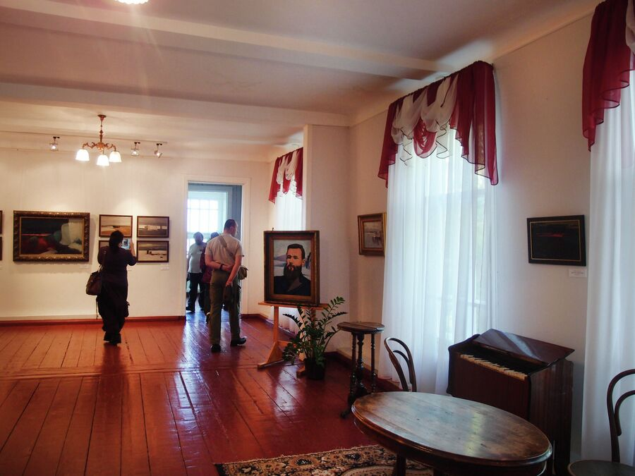 В доме-музее