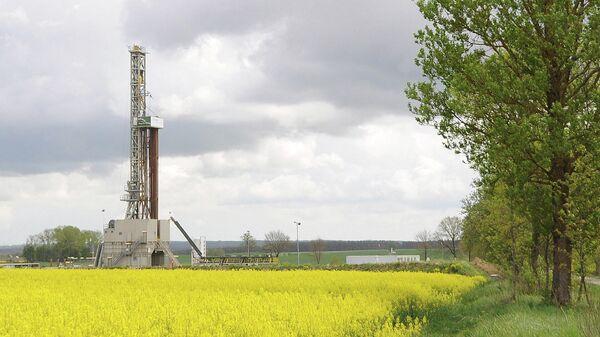 Добыча сланцевого газа в Польше