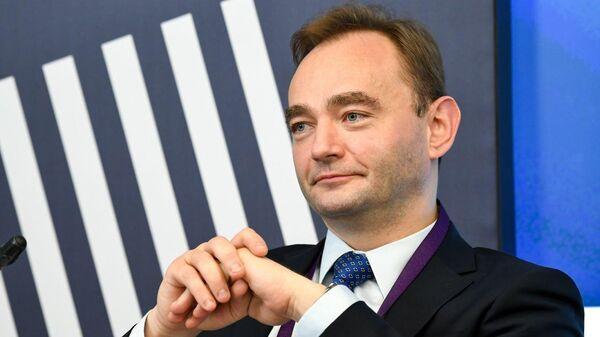 Заместитель министра цифрового развития, связи и массовых коммуникаций Максим Паршин