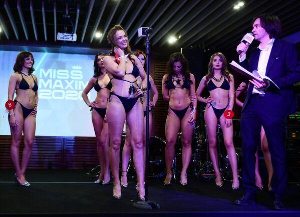 Финал конкурса красоты и сексуальности Miss MAXIM 2020