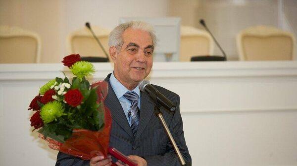 Профессор Борис Иосифович Гершт