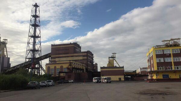 На поверхности шахты Воргашорская АО Воркутауголь произошло обрушение галереи (перехода) между зданиями