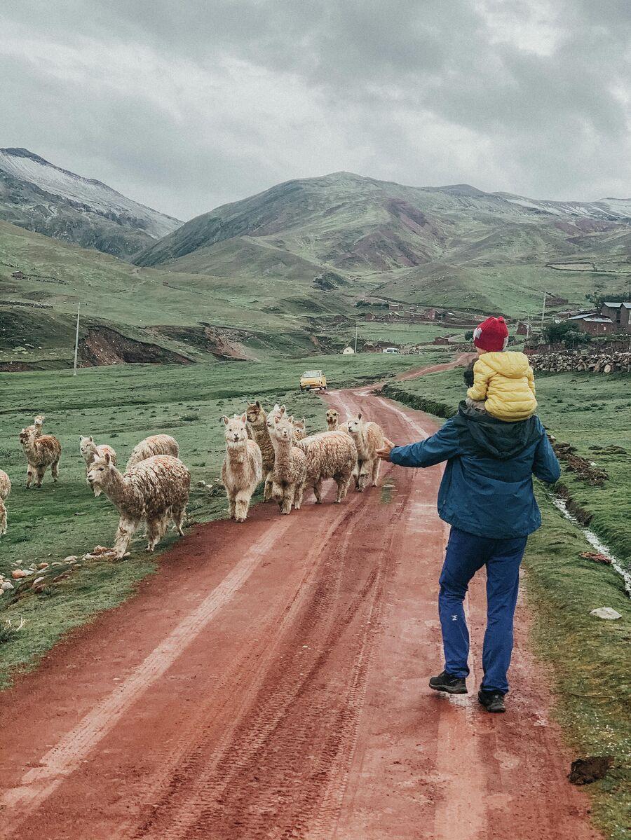 В Перу