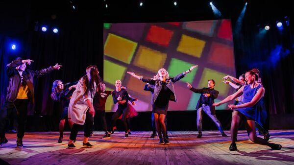 Работа студии танцев YOU LA в Екатеринбурге