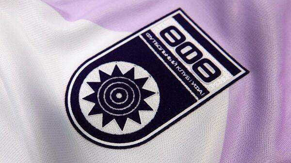 Логотип футбольного клуба Уфа
