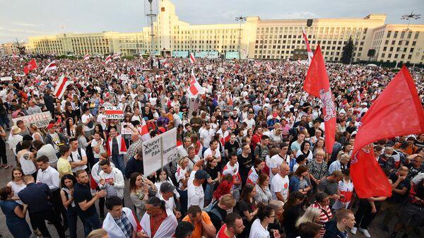 Координационный совет оппозиции в Белоруссии назвал состав президиума