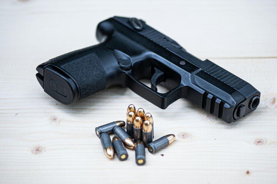 Компактный пистолет 'Полоз'