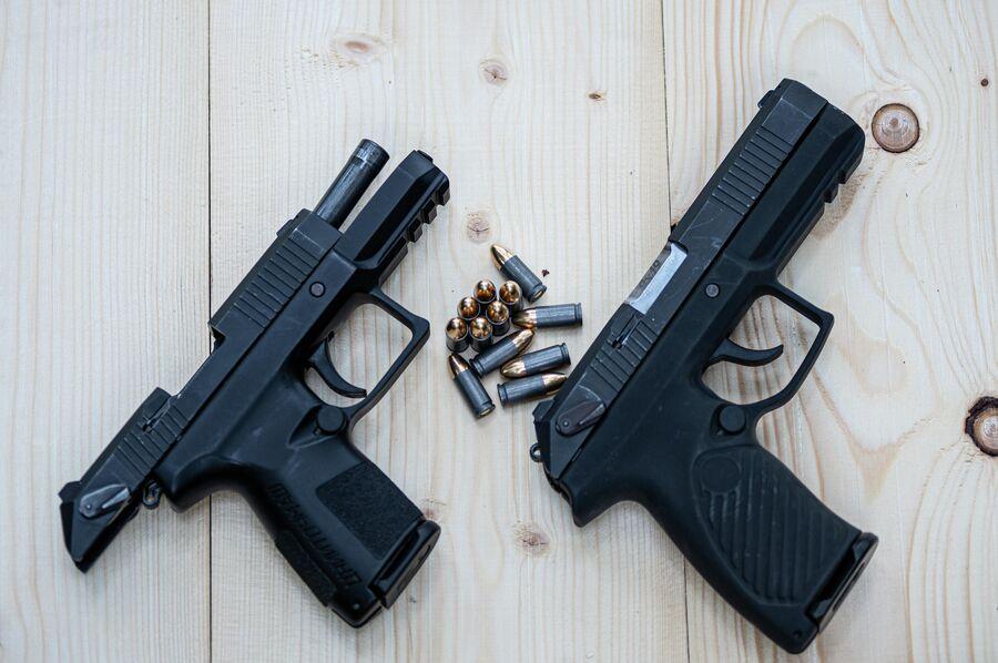 Пистолеты 'Полоз' и 'Аспид'