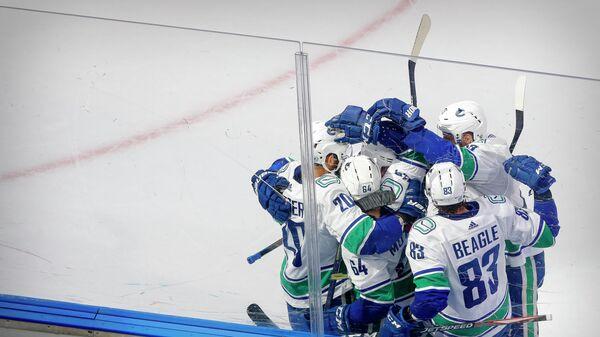 Хоккеисты Ванкувера