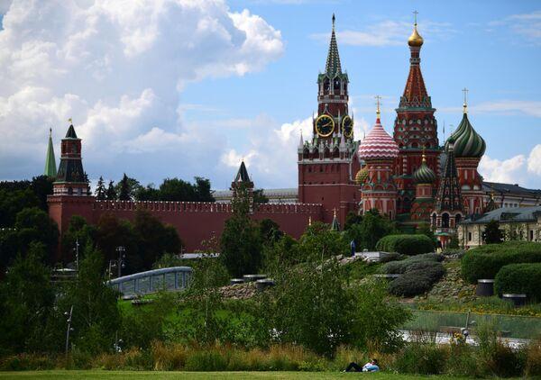 Отдых москвичей