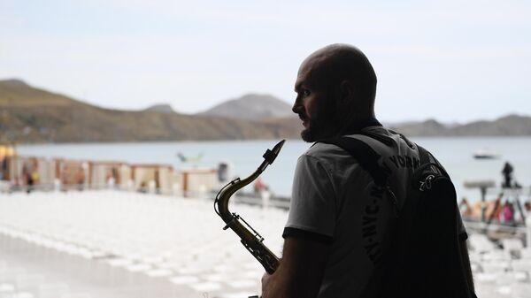 Арт-директор Международного фестиваля Koktebel Jazz Party, джазовый музыкант Сергей Головня