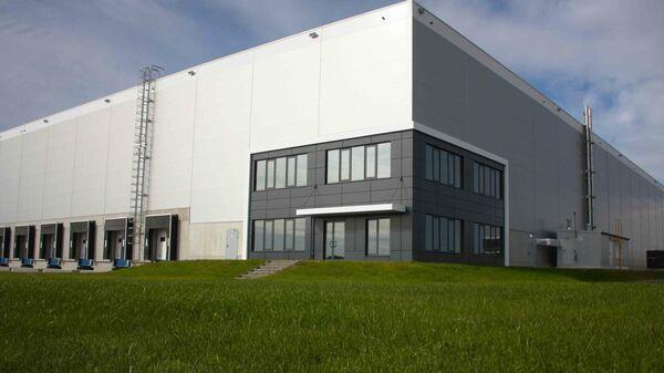 Индустриальное здание