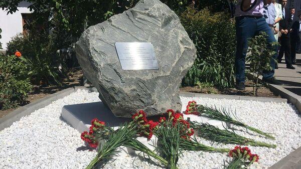 Память крымских детей, убитых фашистами в Ейске в годы войны, увековечили в Крыму