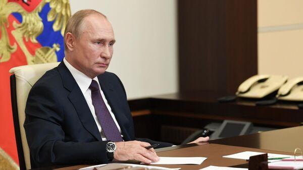 Путин о ситуации вокруг шихана Куштау: Бесконтрольное выкачивание денег