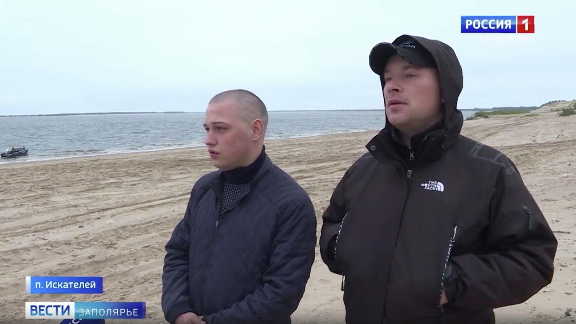 Во Владивостоке полицейский спас купающегося, потерявшего сознание в море
