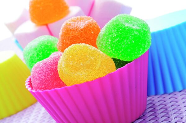Мармеладные конфеты