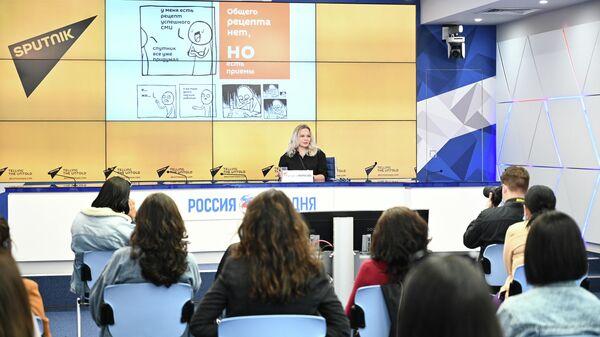 Абхазские журналисты посетили штаб-квартиру Sputnik