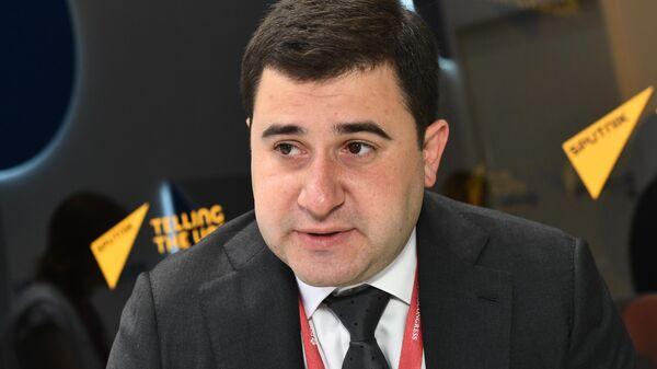 Заместитель министра строительства и жилищно-коммунального хозяйства Российской Федерации Никита Стасишин